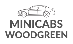 Minicabs Wood Green